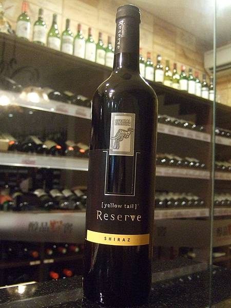 Yellow Tail Reserve Shiraz 2009