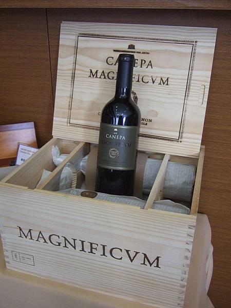 Canepa Magnificvm Cabernet Sauvignon 2007 2