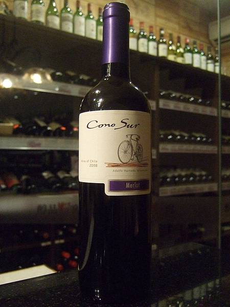 Cono Sur Winemaker Merlot 2008