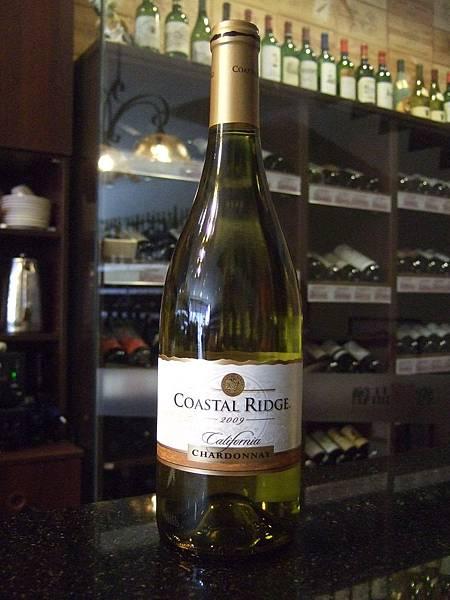 Coastal Ridge Chardonnay 2009