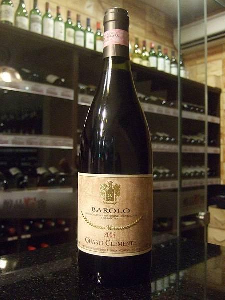 Guasti Clemente Barolo 2004 Rosso DOCG