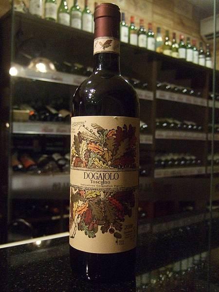 Carpineto Dogajolo Toscano Rosso IGT 2008