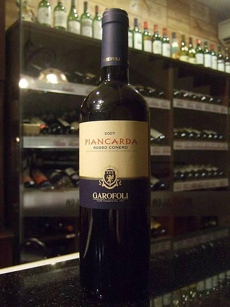 Garofoli Piancarda Rosso Conero 2007