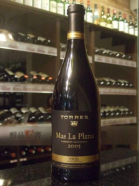 Torres Mas La Plana Cabernet 2005