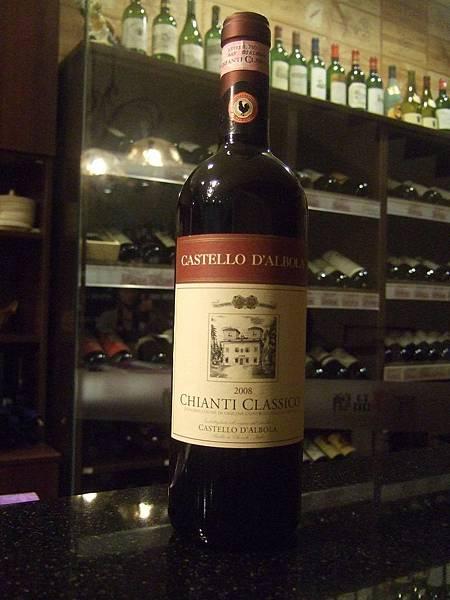Castello D'Albola Chianti Classico 2008