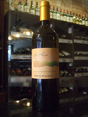 Donnafugata La Fuga Contessa Entellina Chardonnay 2010