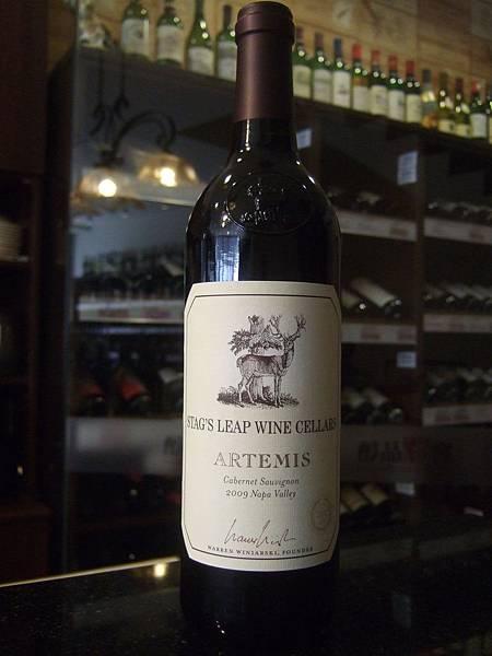 Stag's Leap Winery Cellars Artemis Cabernet Sauvignon 2009