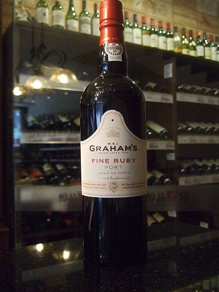 Graham's Fine Ruby Port NV