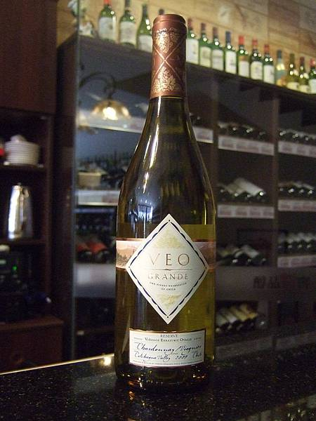 VEO Grande Reserve Chardonnay Viognier, 2009