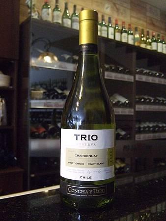 Concha y Toro Trio 2009
