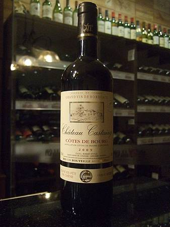 Chateau Castaing 2009