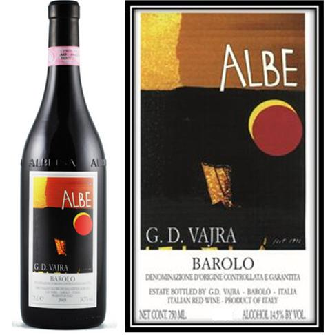 G.D.Vajra Barolo Albe 2006