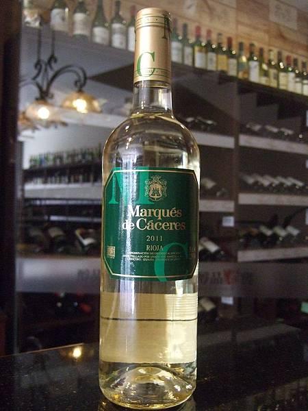 Marques de Caceres Blanco 2011