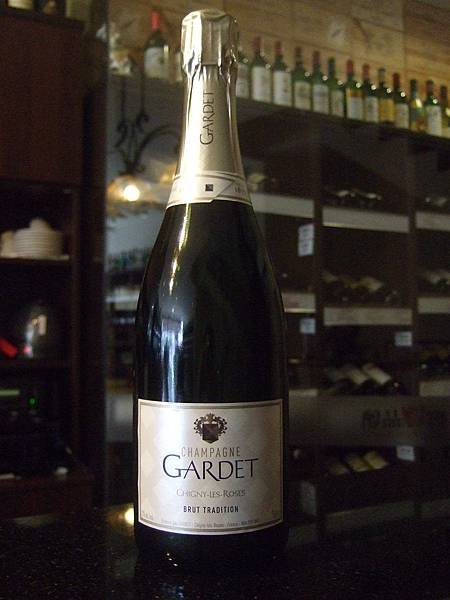 Gardet Brut Tradition Champagne NV