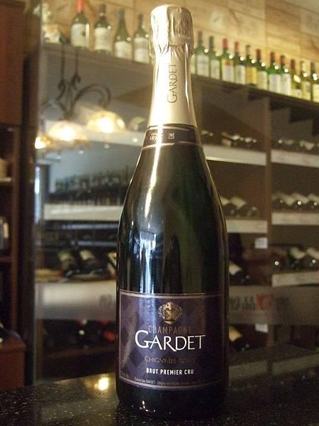 Gardet Champagne Brut Premier Cru