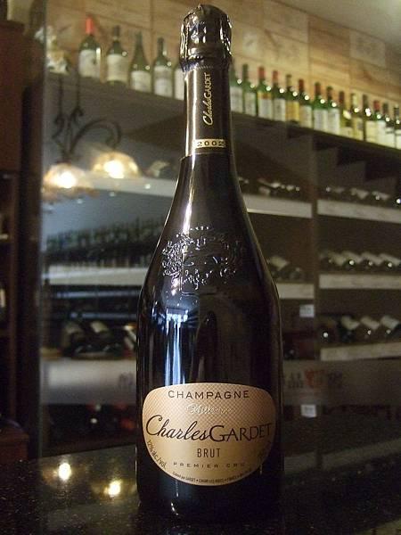 Gardet Champagne Prestige Charles 2002-1