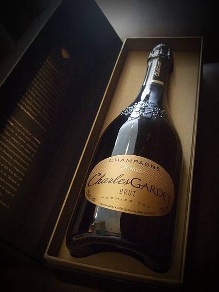 Gardet Champagne Prestige Charles 2002-2