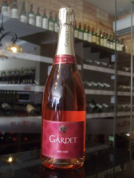 Gardet Champagne Brut Rose