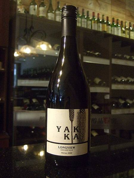 Longview Yakka Shiraz 2009