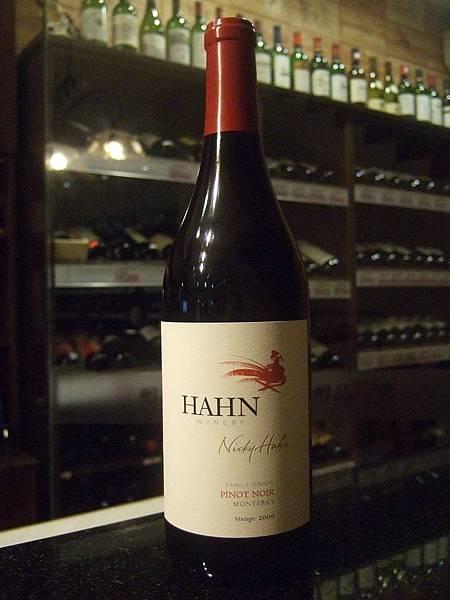 Hahn Monterey, Pinot Noir, 2009