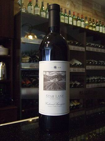 Star Lane Vineyard Astral Cabernet Sauvignon, 2005