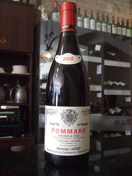 Dominique Laurent Pommard Premier Cru Vieilles Vignes 2008