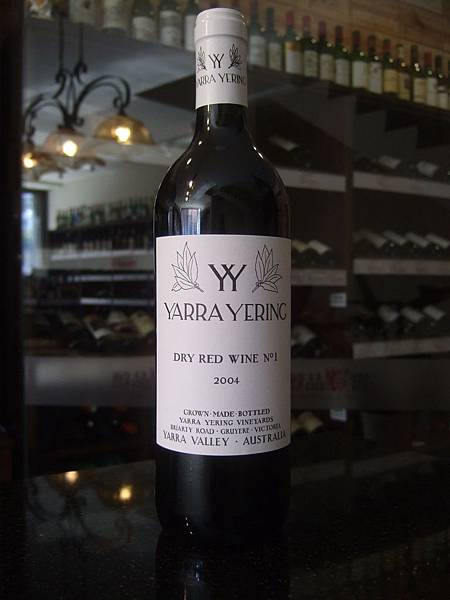 Yarra Yering Dry Red No.1 2004