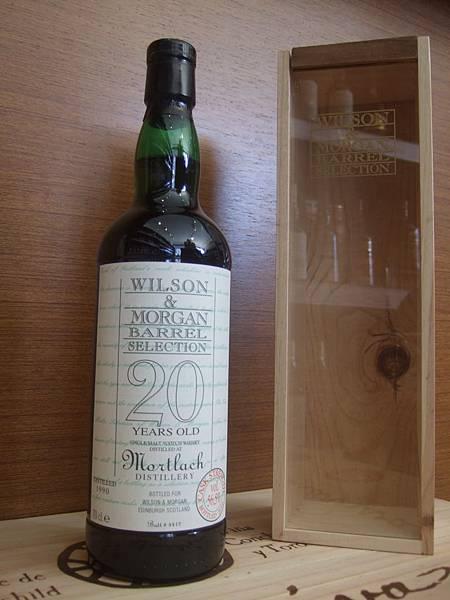 Wilson & Morgan Linkwood Scotch Whisky 20Yo