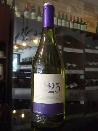 Carta Vieja 1825 Chardonnay 2012