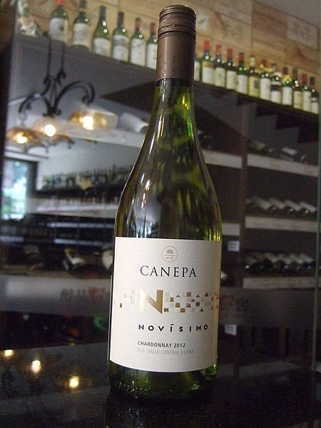 Canepa Novisimo Chardonnay 2012