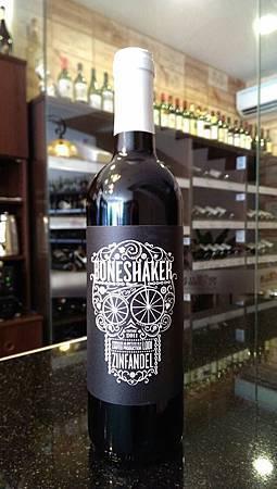 HAHN Boneshaker Lodi Zinfandel 2011 美國漢恩酒莊洛迪金芬黛紅酒