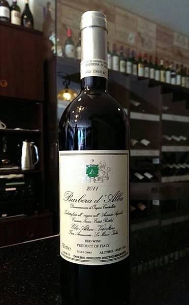 Elio Altare Barbera d'Alba 2011 義大利伊林奧特酒莊巴貝拉紅酒