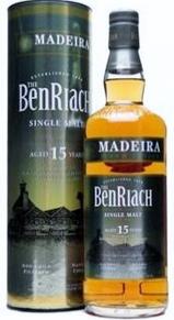 班瑞克馬德拉換桶15年單一麥芽威士忌 (2)