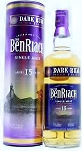 班瑞克蘭姆換桶15年單一麥芽威士忌-1 (2)