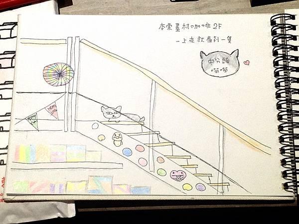 學生的本東畫材咖啡
