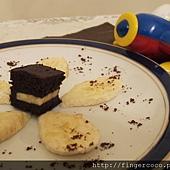 香蕉布朗尼