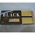 明治Black巧克力
