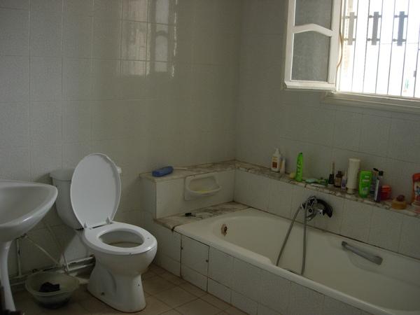 很大間的浴室