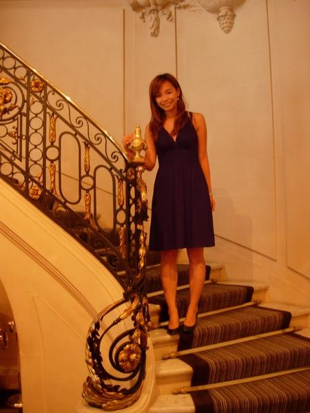 樓梯照一張