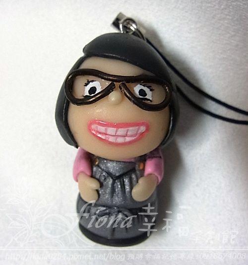 Only訂製品-小惠妹的大頭娃娃