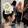 TINA妹的頭花