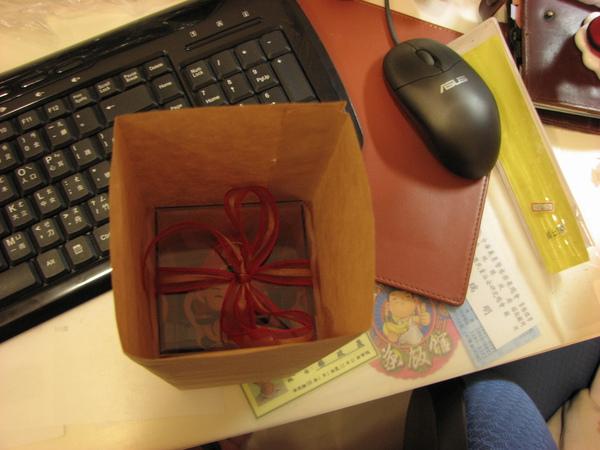 公仔盒包裝