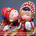 中國風結婚公仔造型燈-1-NT3500