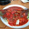 韓國定食大餐 150000韓元