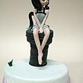 ねこのひと-Art of Marzipan Cake
