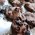 葡萄巧克力餅乾