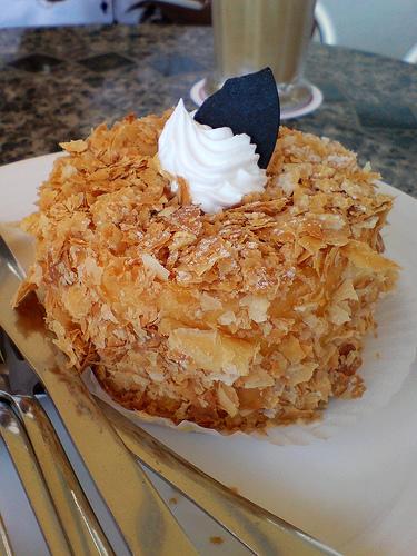 檸檬天使蛋糕