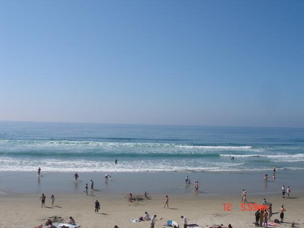 beach of UC San Diego.JPG