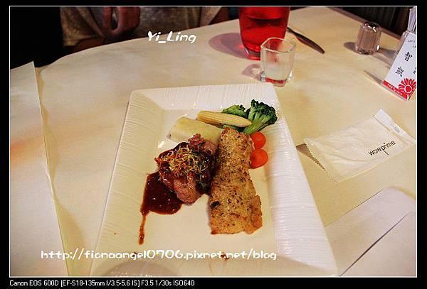 海陸雙拼-魴魚+犢牛