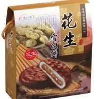 雪の戀雪Q餅-花生 NT$90